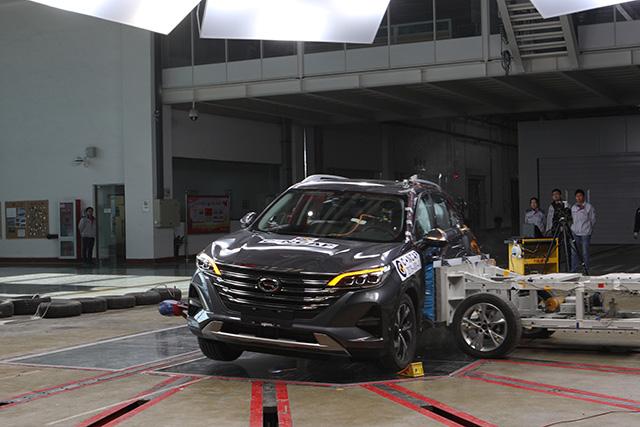 2019年度C-NCAP第一批车型评价结果信息发布