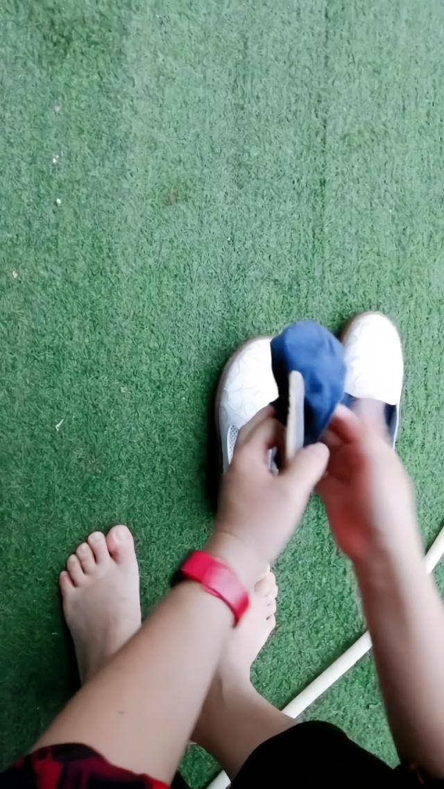 鞋垫穿袜子就可以光脚穿鞋子了