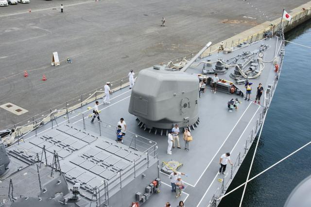 """日本""""八八舰队""""的主力:装着意大利炮的""""高波""""级驱逐舰"""