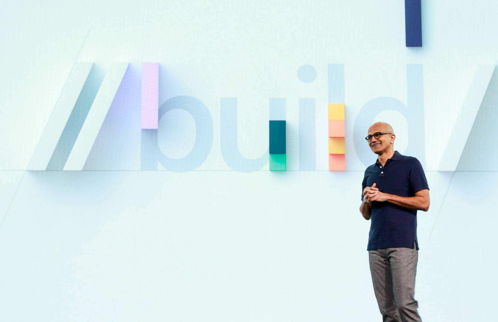 Build 2019 直播