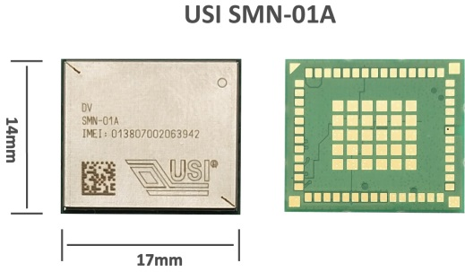 SMN-01A NB-IoT通讯模块