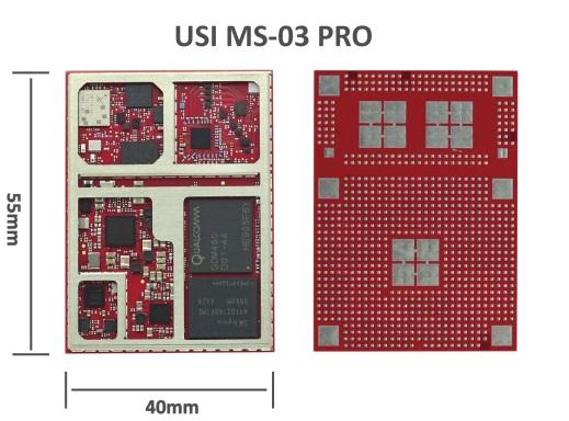 MS-03 PRO WWAN系统模块