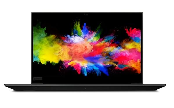 联想发布二代ThinkPad P1移动工作站:更薄全新碳纤维机身
