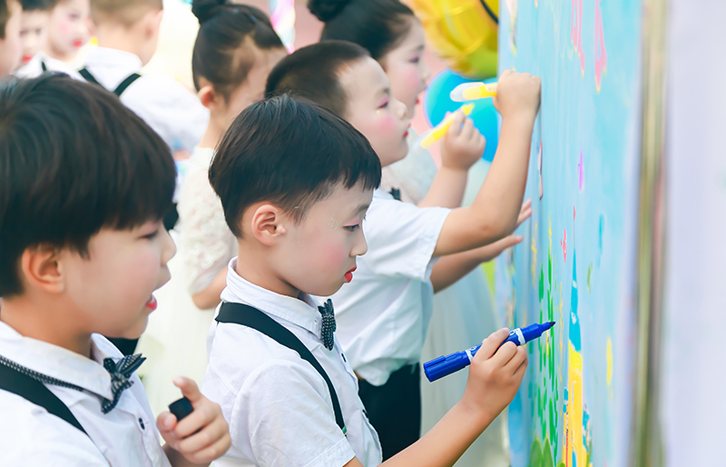 <strong>四川岳池:第二幼儿园举行2019年买办结业</strong>