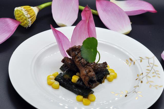 """堪比""""米其林""""的绍兴菜,精致得让人舔屏!一起看看吧"""