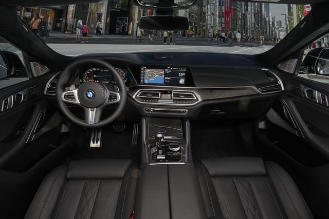 SAC创始者全新换代 第三代BMW X6搭载新一代直六发动机
