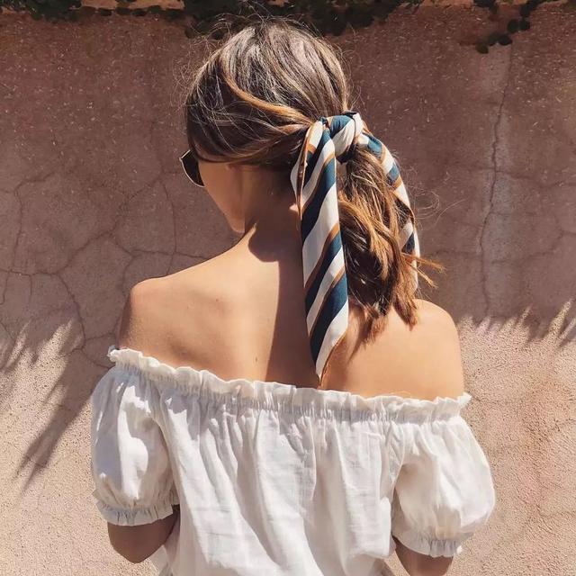 夏天美不美就靠它们了_这些配饰让基础款变时髦款!