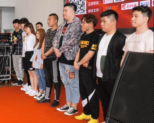 中国好声音吉林市广汽传祺4s店专场赛