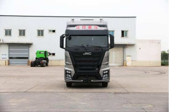 全新的卡车生活方式,从拥有一台国六版江铃威龙HV5开始