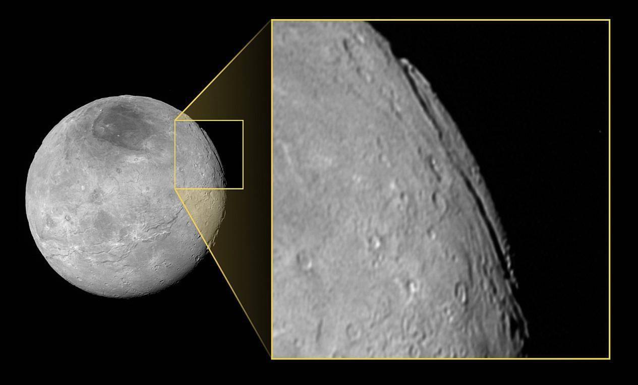 冥王星,曾经的第九大行星,为什么新视野号宇宙飞船要去探索它?