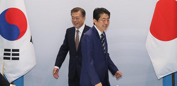 姚锦祥:参院大选如愿,安倍是不是要放过韩国了?