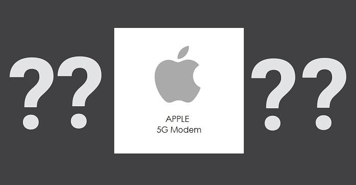 苹果自研 5G 基带芯片最快 2021 年面世