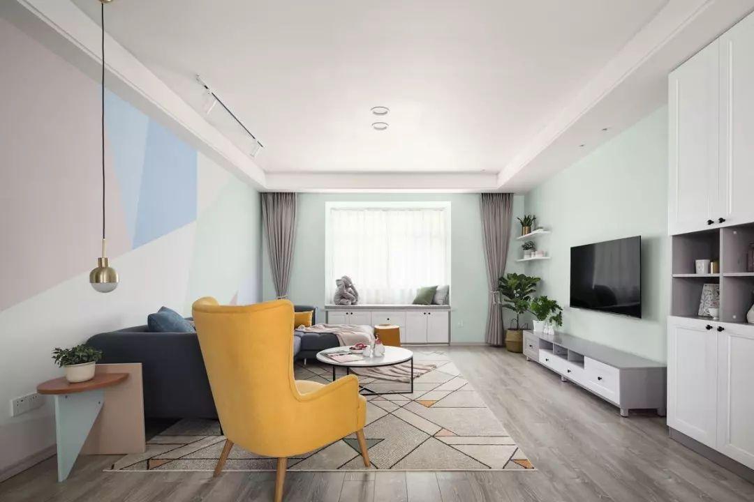 避开客厅装修误区,才能装出一个好看、有格调的客厅!