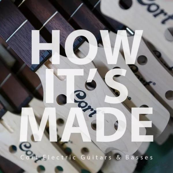 跟随帝声乐器参观世界著名吉他制造商之一Cort 印度尼西亚工厂