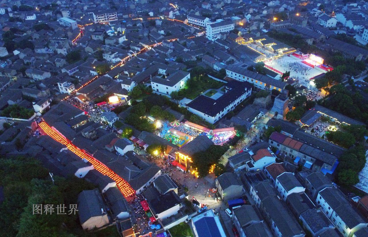 东海之滨有个东沙古渔镇 300桌3000人流水席 场面震撼