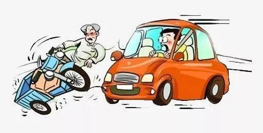 不亏不横 楠总教你处理交通事故