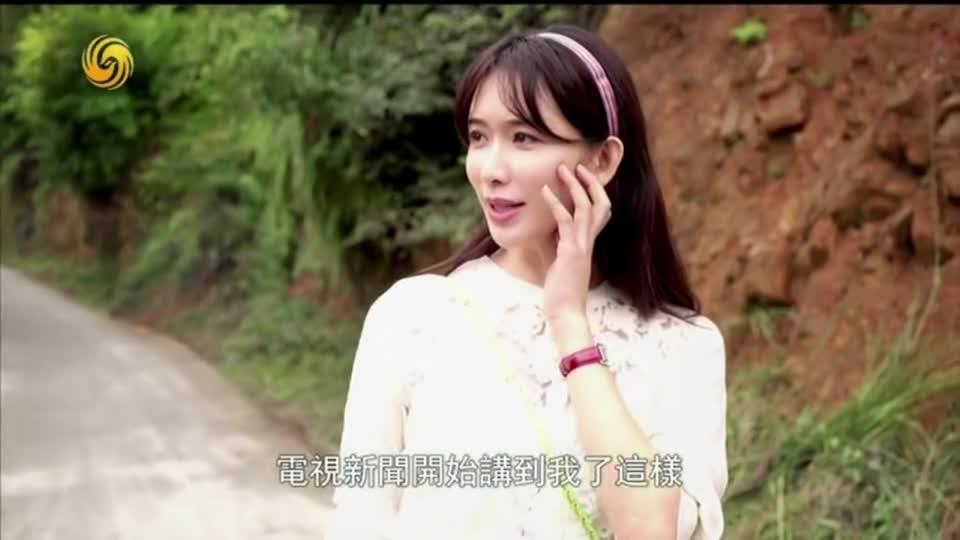《名人面对面》林志玲