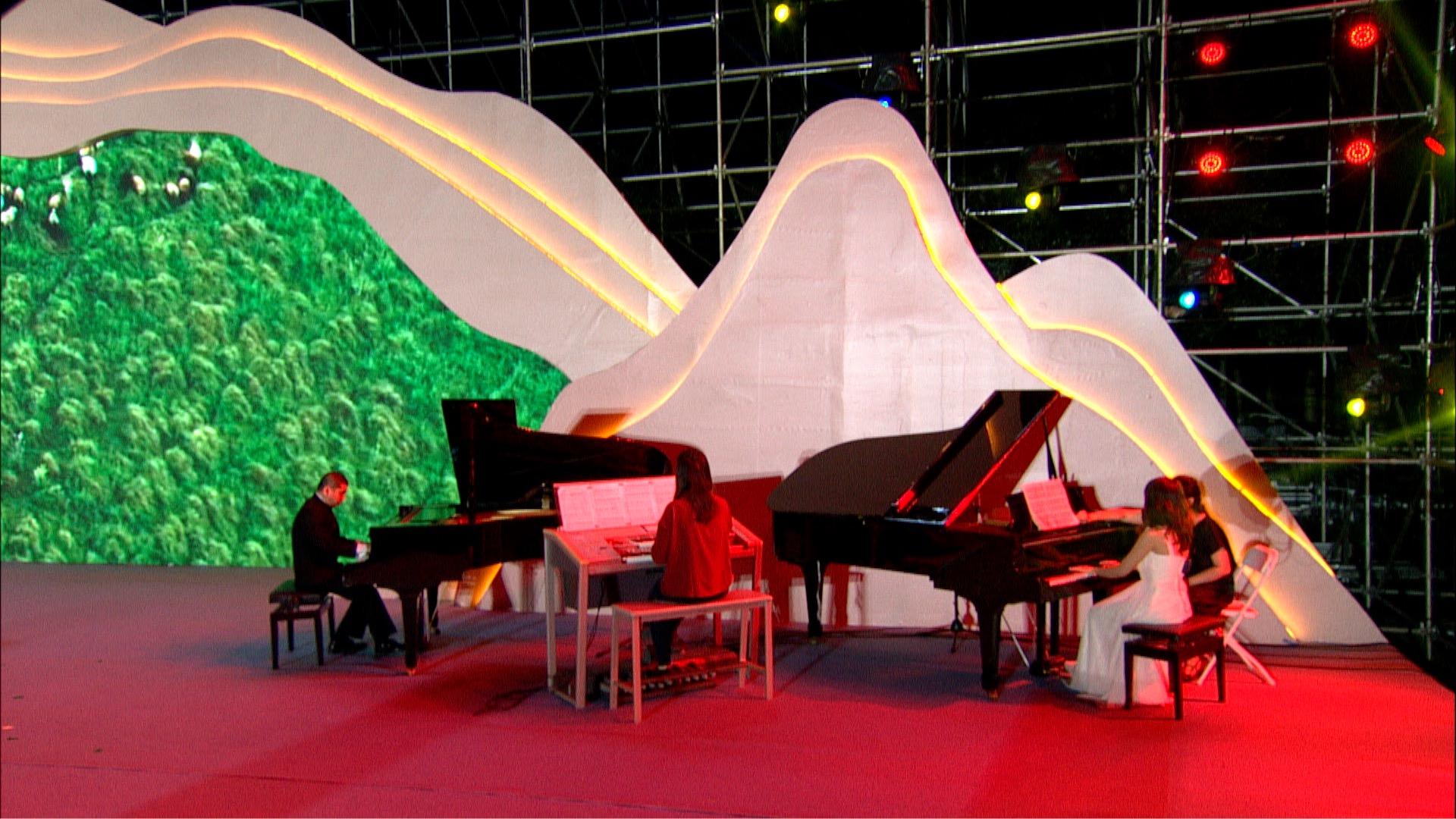 钢琴协奏曲《保卫黄河》丨国风艺术之夜