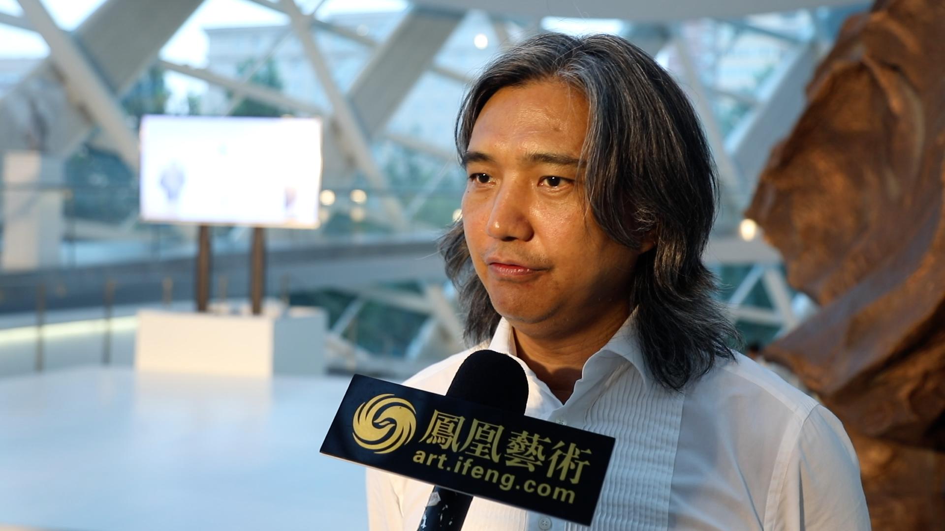 人类共同命运体的人文对话丨吴为山雕塑展于凤凰中心举办