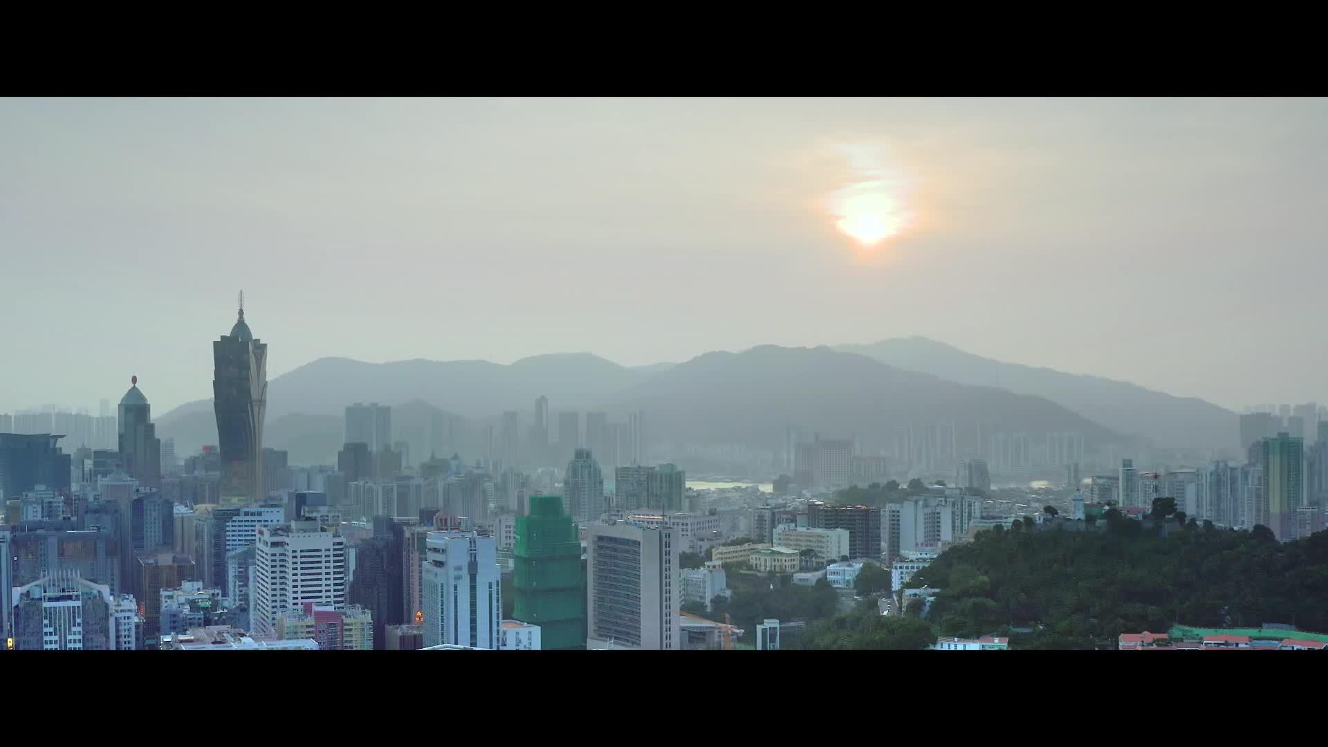 凤凰卫视重磅推出澳门特别行政区成立20周年宣传片