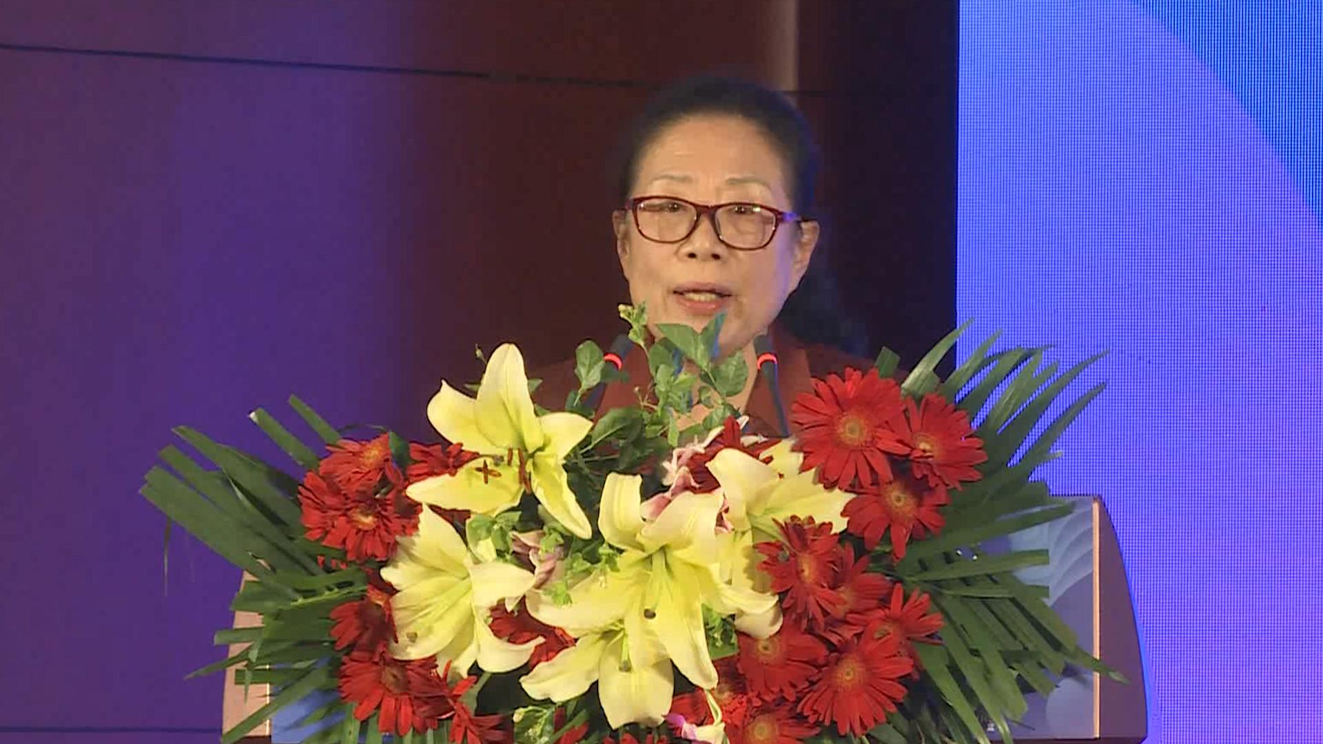 儿童优先·幸福公益高峰论坛|张琪致辞 倡议聆听儿童心声