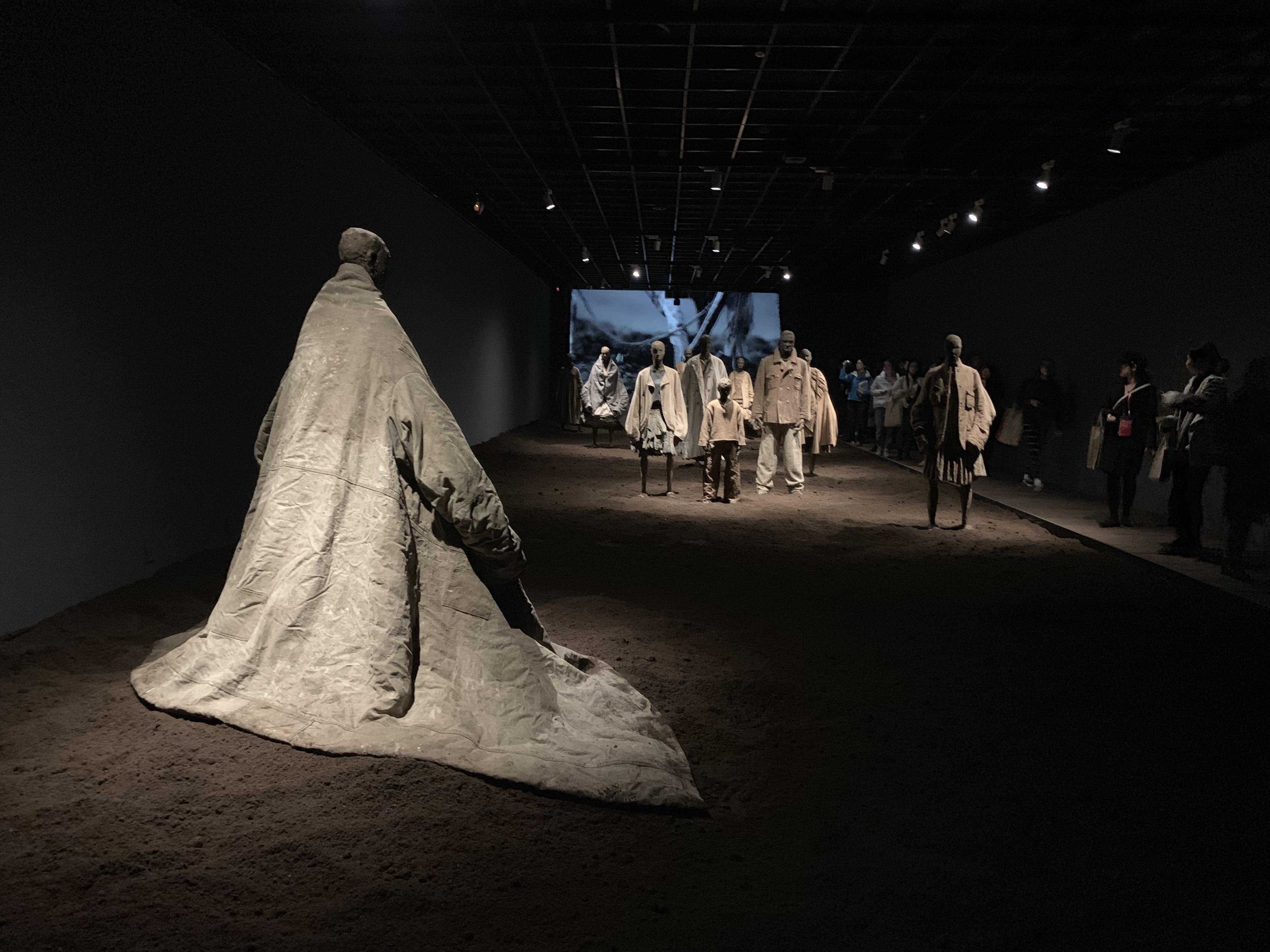 无界之归——2019杭州纤维艺术三年展开幕