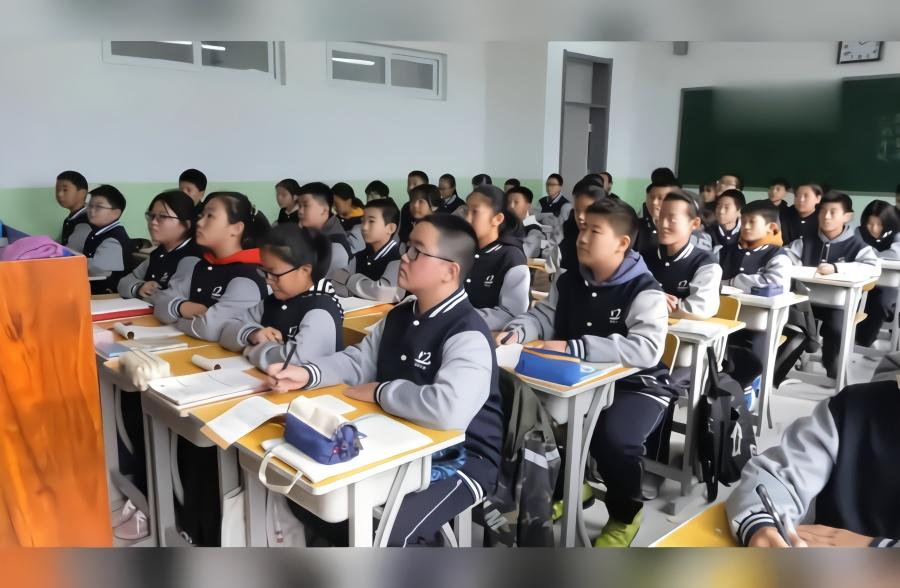 廊坊义务教育大班额比例降至9.08%