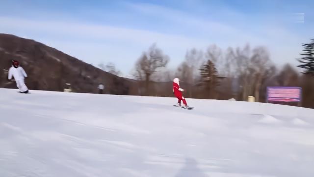 好玩!亚布力邀您畅滑三山过大年