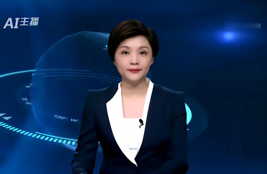 AI合成主播丨中电联预测2020年我国用电量增长4﹪至5﹪