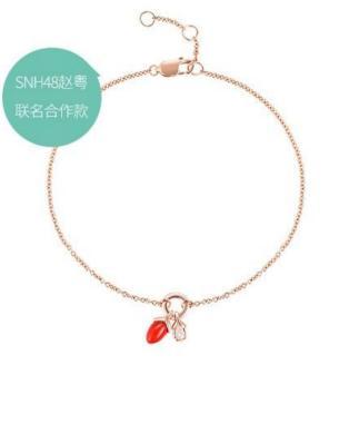 SNH48戴萌同款曼卡龙限量版珠宝,舞动人生自成一派联名来袭!