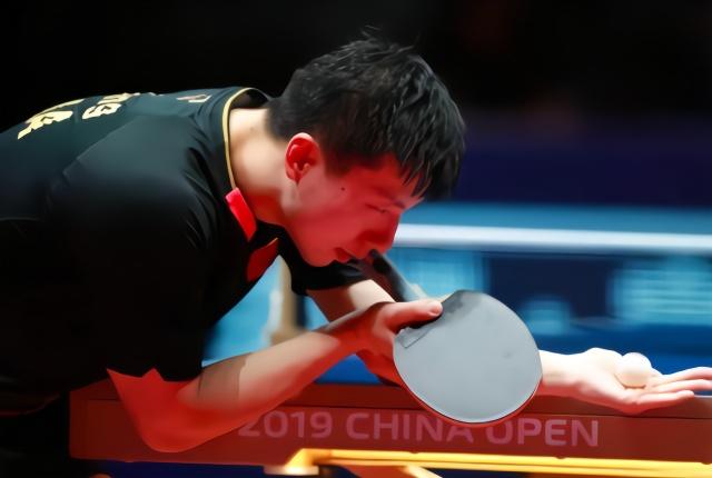 第28冠两创历史第一!马龙4-0林高远 中国赛第8度封王