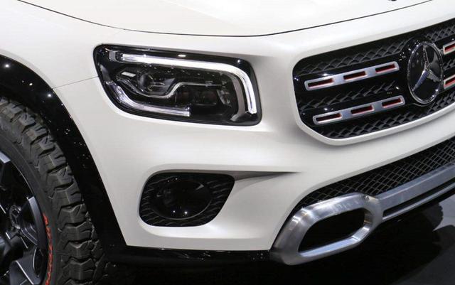 售价更便宜的7座SUV奔驰GLB将来会和大家见面