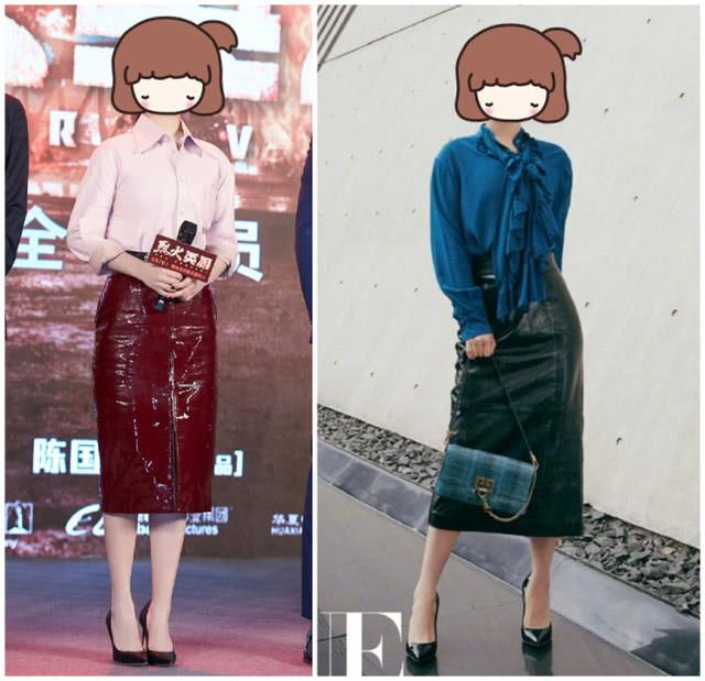 看脸20岁,看造型却像40岁!少女杨紫为什么总穿刘涛的衣服?
