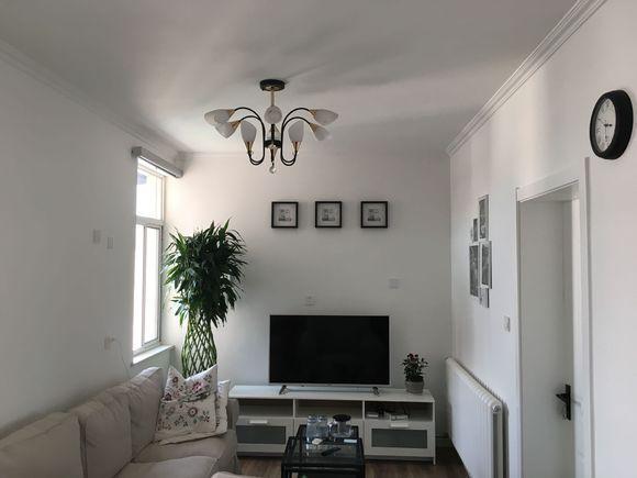 70平方小房子,最简单的装法,花费6W,就喜欢这样的简单清爽  第5张
