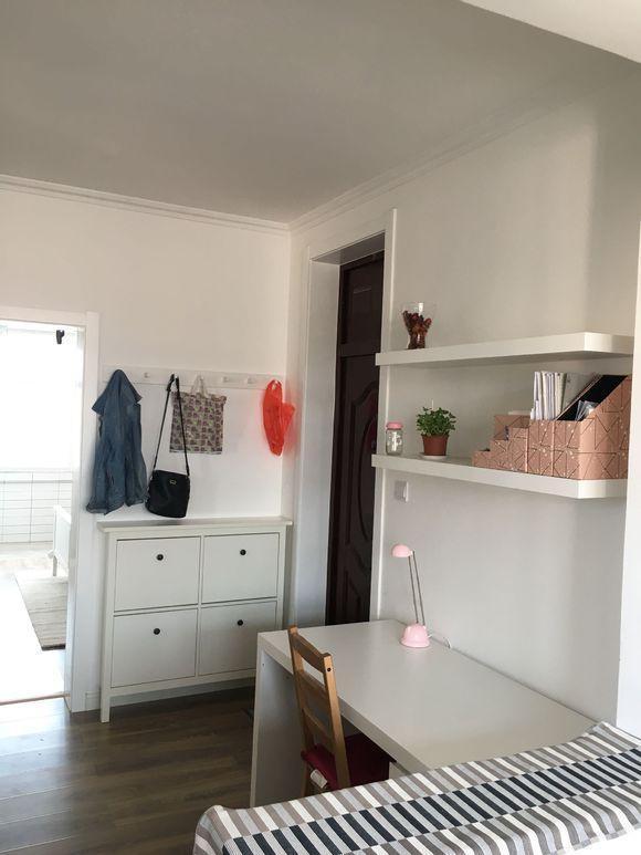 70平方小房子,最简单的装法,花费6W,就喜欢这样的简单清爽