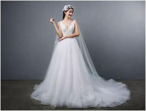 心理学:哪款婚纱最漂亮?测你会不会嫁给一个好男人