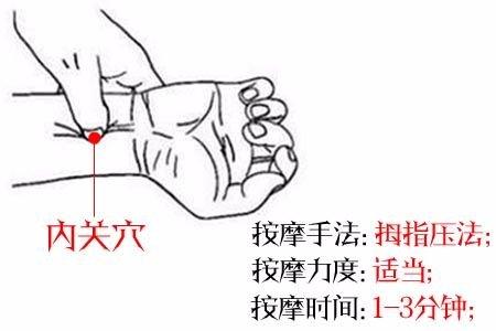 中医指导:三个救命小穴位,危急时很管用_凤凰网健康_凤凰网