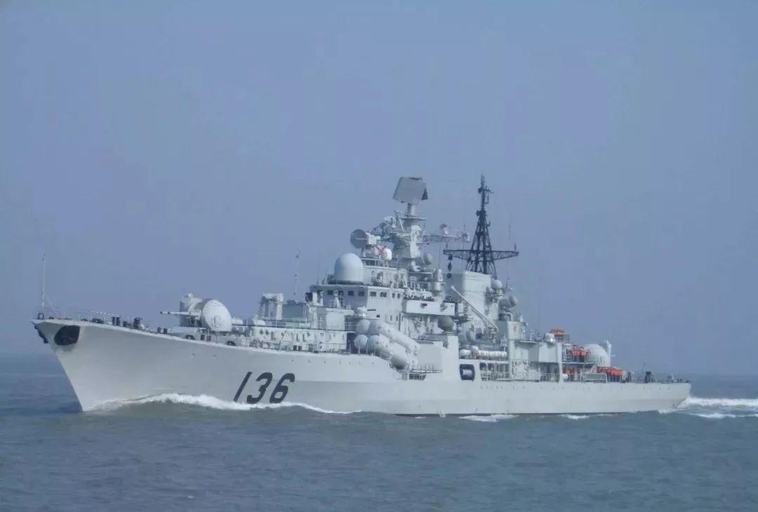 杭州舰完成改装亮相,少了8枚导弹战力远超原版,俄方询问窍门_凤凰网