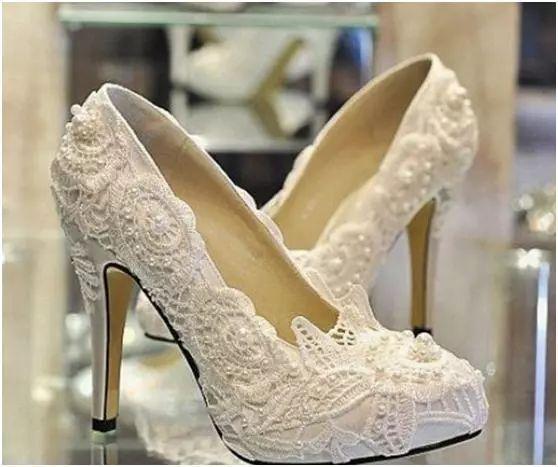 心理学:四款婚鞋,你最喜欢哪一款?测你会在哪里遇见你的真爱