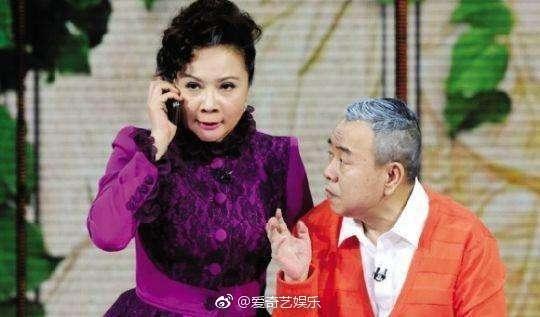 蔡明回应上央视春晚:有纪律 我不能说