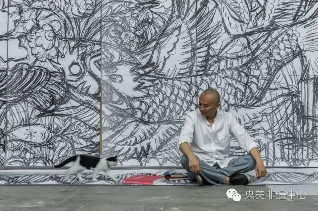 乔晓光:用中国剪纸讲世界的故事