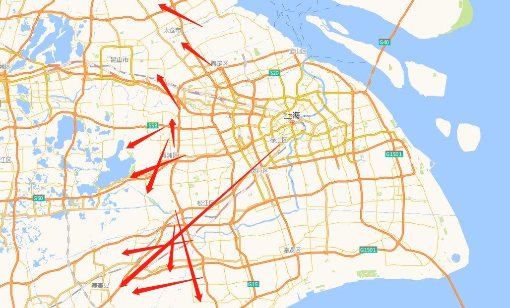北京在喊穷,上海在膨胀,广深在拆墙,中国超级城市的新变局