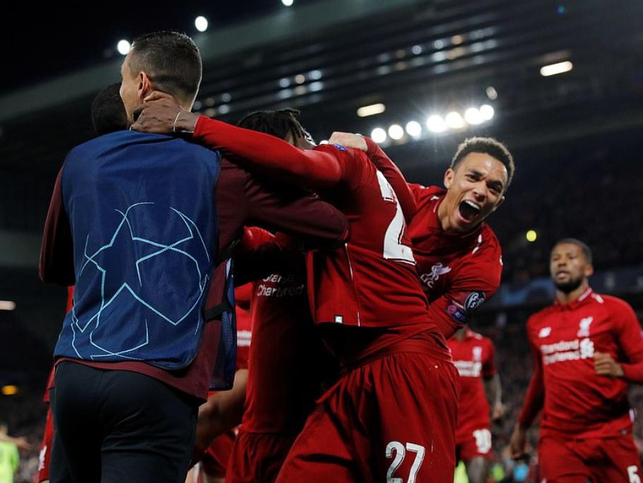 热议利物浦4-0巴萨:全世界的笑柄!连续两年被逆转,梅吹去哪了