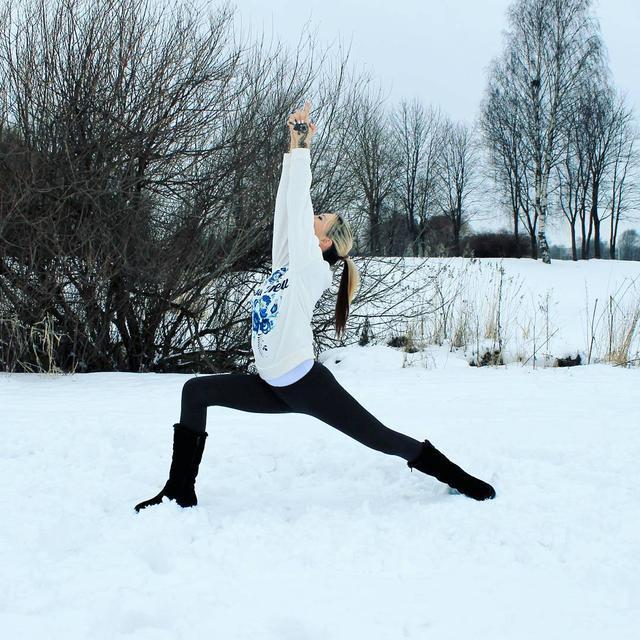 三个战士体式,你所不知道的练瑜伽魅力,值得你收藏!