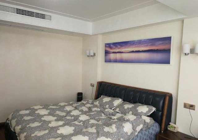 老公花26万装144㎡新房,客厅真是太漂亮了,忍不住给大家晒晒  第10张